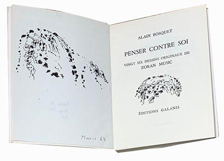 Иллюстрированная Книга Music - Penser contre soi