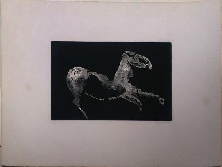 Акватинта Marini - Petit Cheval