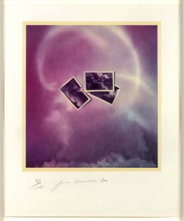 Литография Goode - Photo Cloud (Purple)