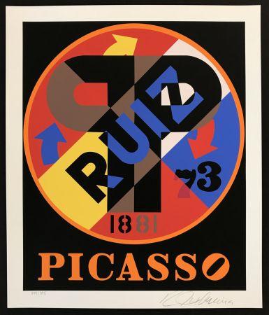 Сериграфия Indiana - Picasso