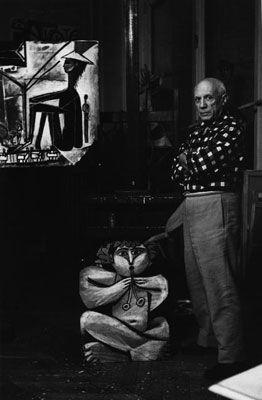 Фотографии Clergue - Picasso