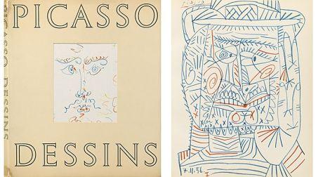 Иллюстрированная Книга Picasso (After) - Picasso - Dessin (1959)
