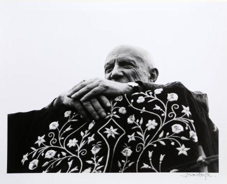 Фотографии Clergue - Picasso Preside la Corrida - Frejus, 1962