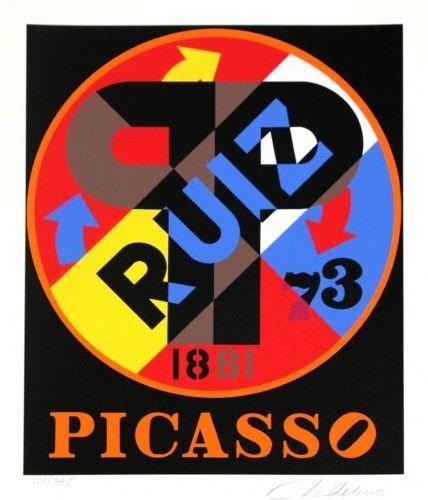 Многоэкземплярное Произведение Indiana - Picasso Ruiz