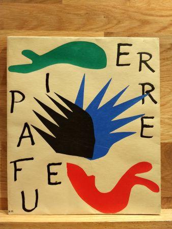 Иллюстрированная Книга Matisse - Pierre a feu