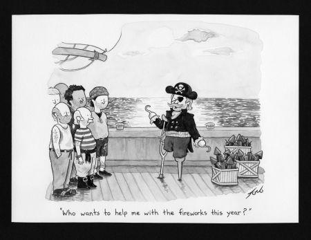 Нет Никаких Технических Toro - Pirate Fireworks