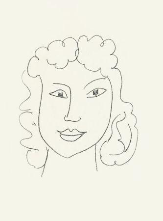 Литография Matisse - Poésies antillaises