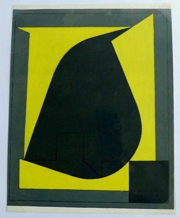Трафарет Vasarely - POCHOIR N° 10