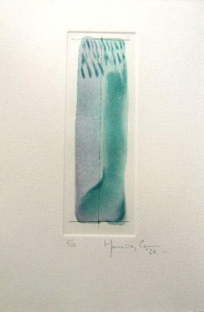 Гравюра Hernandez Pijuan - Polychrome 3