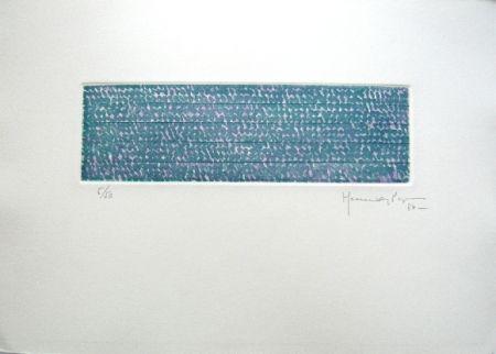 Гравюра Hernandez Pijuan - Polychrome 5