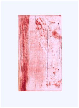 Гравюра Frankenthaler - Pompeii