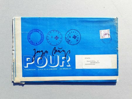 Сериграфия Beuys - POOR