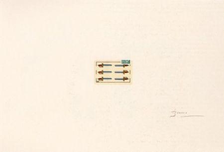 Литография Brossa - Portfolio 12th Anniversary of Galeria Joan Prats