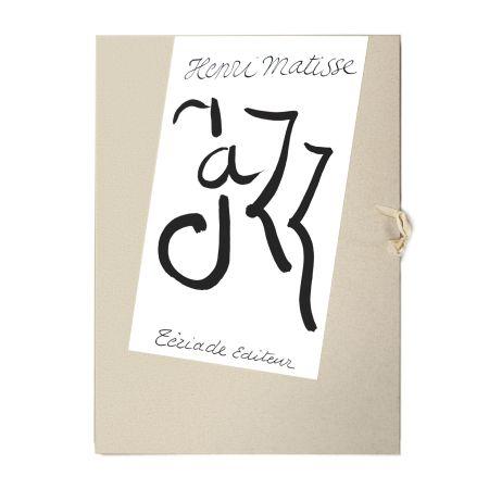 Литография Matisse - Portfolio Henri Matisse