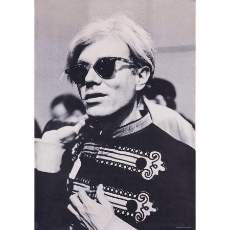 Афиша Warhol - Portrait d'Andy Warhol en costume d'officier