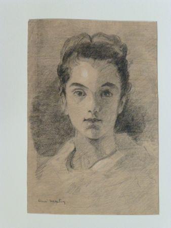 Нет Никаких Технических Martin - Portrait de jeune fille