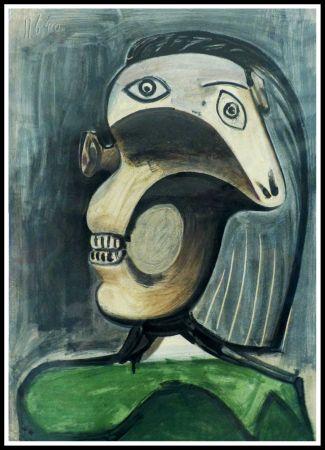Литография Picasso (After) - PORTRAIT DORA MAAR
