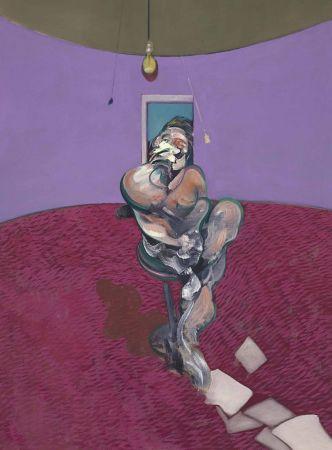 Литография Bacon - Portrait of George Dyer Talking