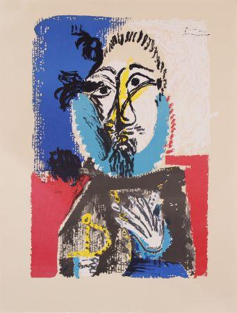 Литография Picasso - Portraits Imaginaires- Proof