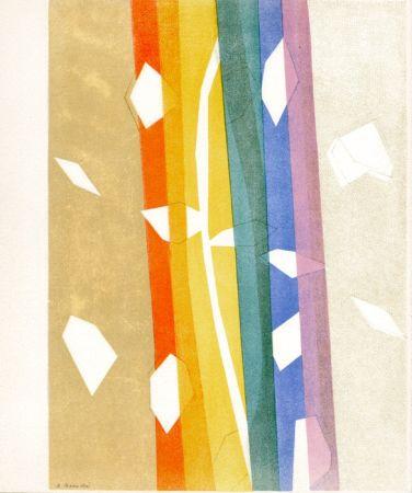 Литография Beaudin - Pour Kahnweiler