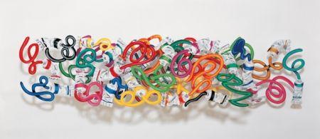 Литография Gerstein - Primary colours