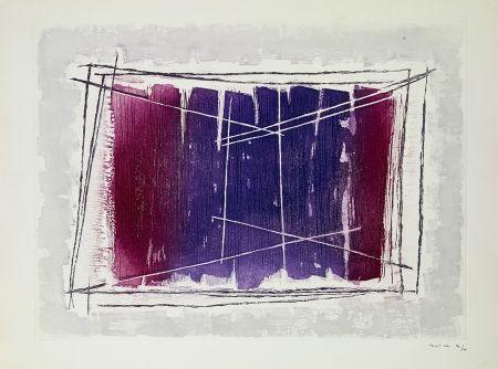Гравюра Fautrier - Projections