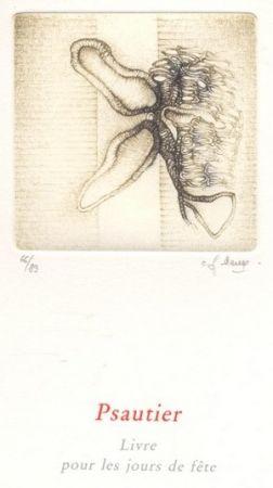 Иллюстрированная Книга Deux - Psautier