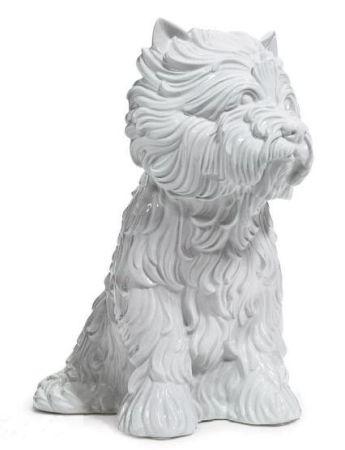 Многоэкземплярное Произведение Koons - Puppy (vase in the form of West Highland Terrier)