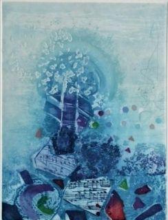 Офорт И Аквитанта Engel - Quartet 1