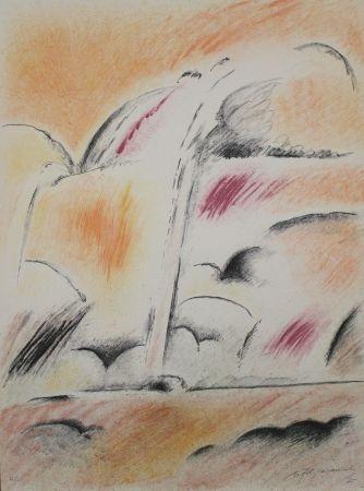 Литография Rafols Casamada - Rc-10