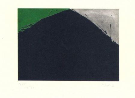 Гравюра Borrell Palazón - Records de paisatge-4