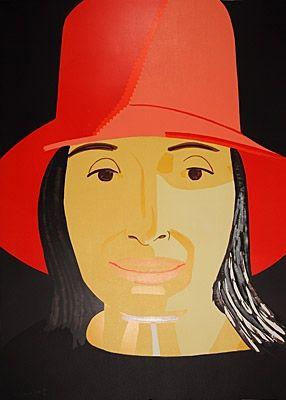 Гравюра На Дереве Katz - Red Hat Ada