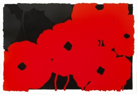 Сериграфия Sultan - Reds And Blacks