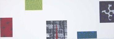 Сериграфия Mencoboni - Respirations