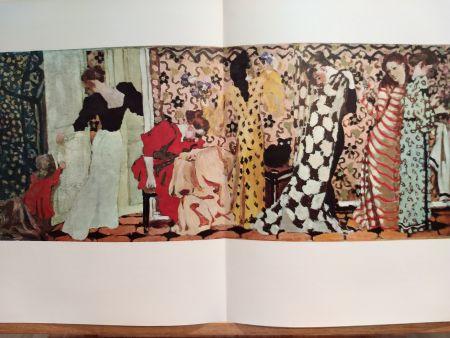 Иллюстрированная Книга Bonnard - Revue blanche