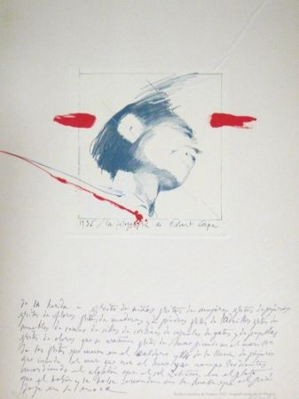 Литография Bru - Robert Capa