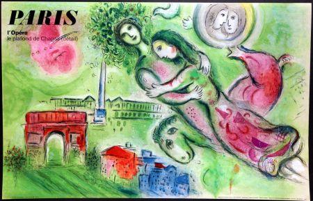 Афиша Chagall - Romeo et Juliette – Opera Paris