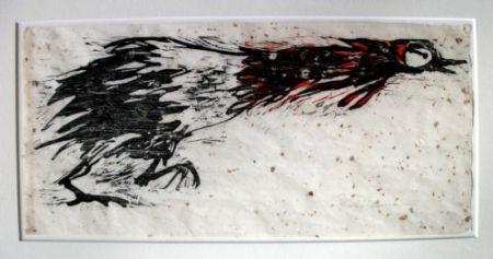 Гравюра На Дереве Nauman - Rooster