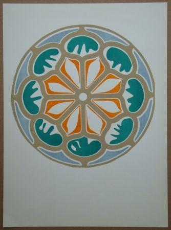 Литография Matisse - Rosace