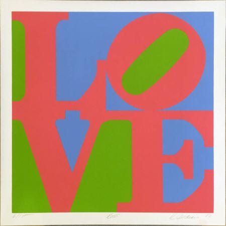 Сериграфия Indiana - Rose (from A Garden of Love)