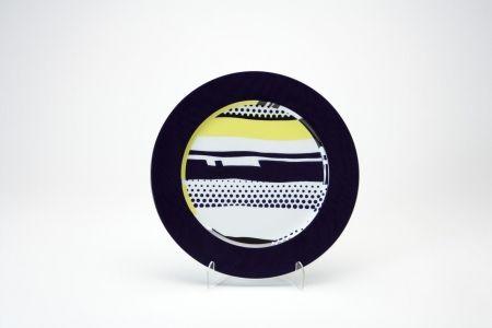 Многоэкземплярное Произведение Lichtenstein - Rosenthal plate 1