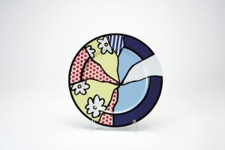 Многоэкземплярное Произведение Lichtenstein - Rosenthal plate 2