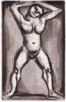 Офорт И Аквитанта Rouault - Rouault:  oeuvre gravé (catalogue raisonné) [with an original etching]