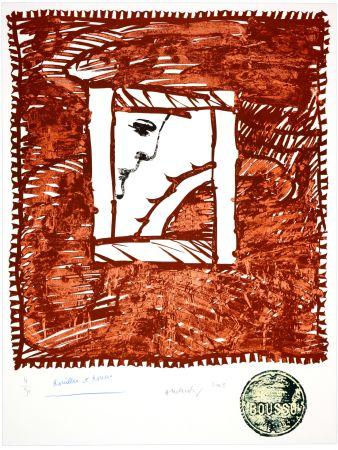 Литография Alechinsky - Rouilles et Ronces