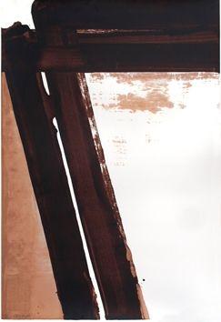 Сериграфия Soulages - Sérigraphie 15