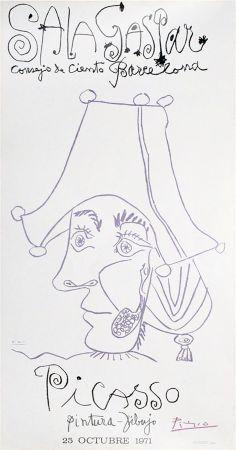 Гашение Picasso - Sala Gaspar, Pintura - Dibujo