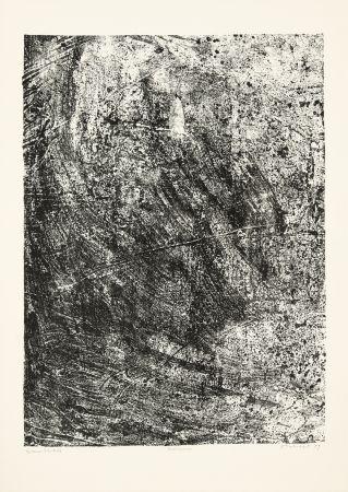 Литография Dubuffet - Salissures