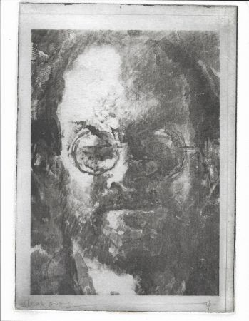 Литография Phillips - Salman Rushdie