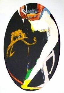 Литография Pomar - Salomé