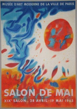 Литография Singier - Salon De Mai